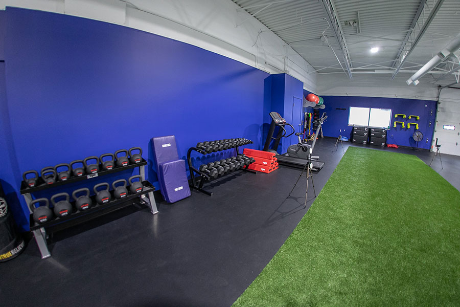 Off-Ice Strength and Conditioning